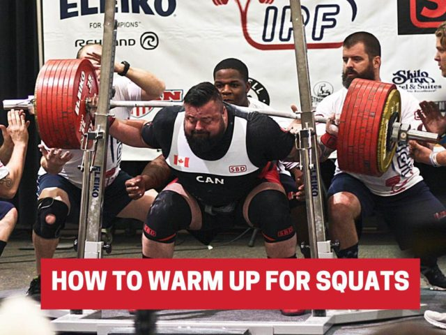 How To Warm Up For Squats (Mobility, Dynamic Stretching, & Activation)
