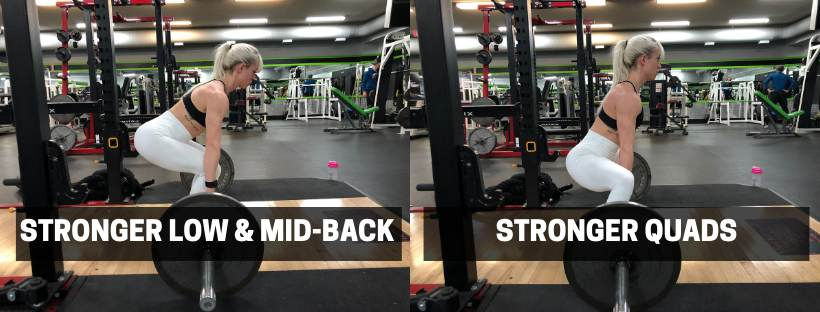 conventional vs. sumo deadlift muscles