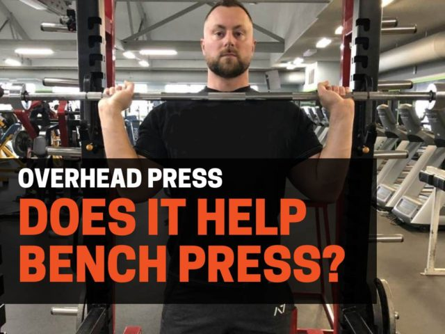 Does Overhead Press Help Bench Press?