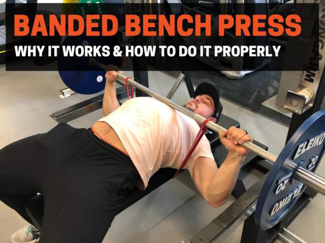 Do Bands Help Bench Press? (Yes, Here's Why & How To Use Them)