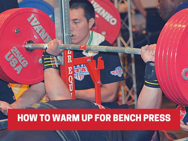 The Most Effective Bench Press Warm Up (Science-Backed)