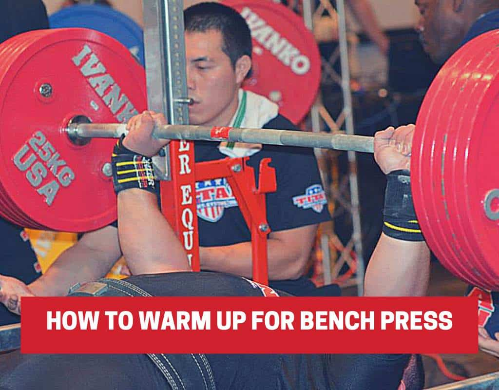 The Most Effective Bench Press Warm-Up (Science-Backed