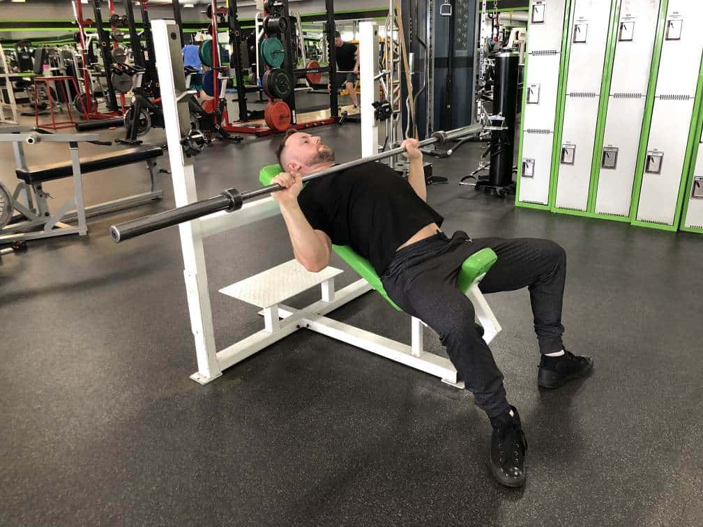 Muscles Used In Bench Press A Complete Guide