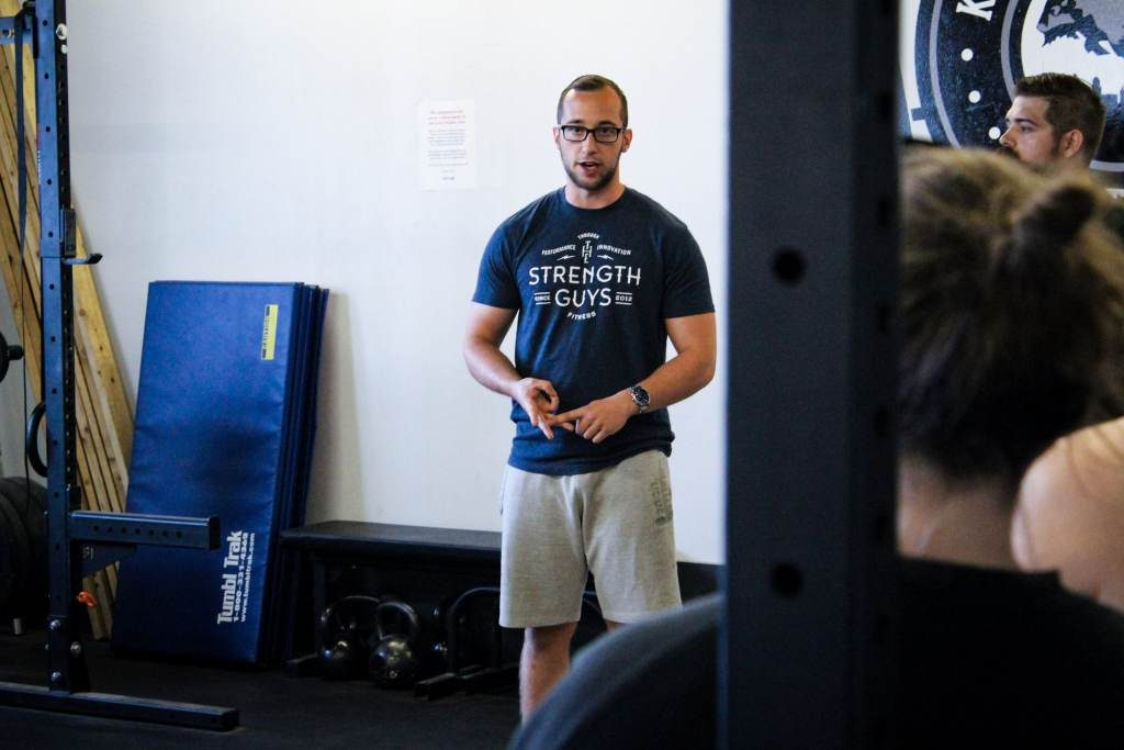 Jason Tremblay on conventional vs. sumo deadlifting
