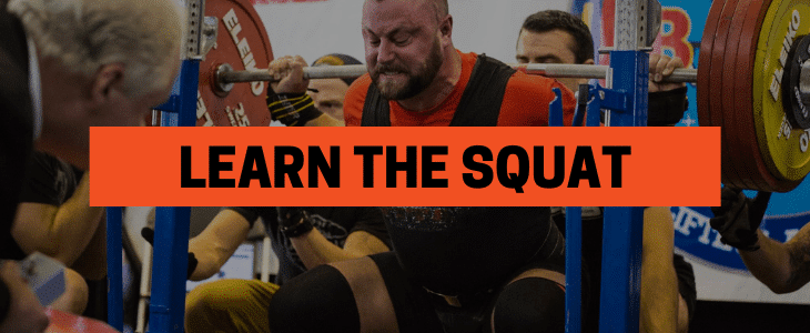 learn how to squat