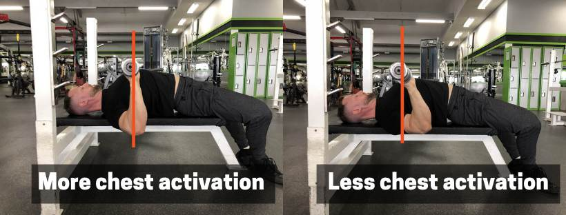MORE TRICEP ACTIVATION WHEN BENCHING FOR TALL GUYS