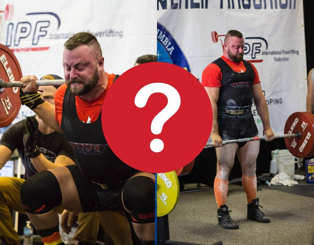 Should You Squat or Deadlift More? (Squat to Deadlift Ratios