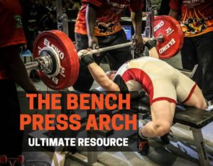 BENCH PRSS ARCH ULTIMATE RESOURCE