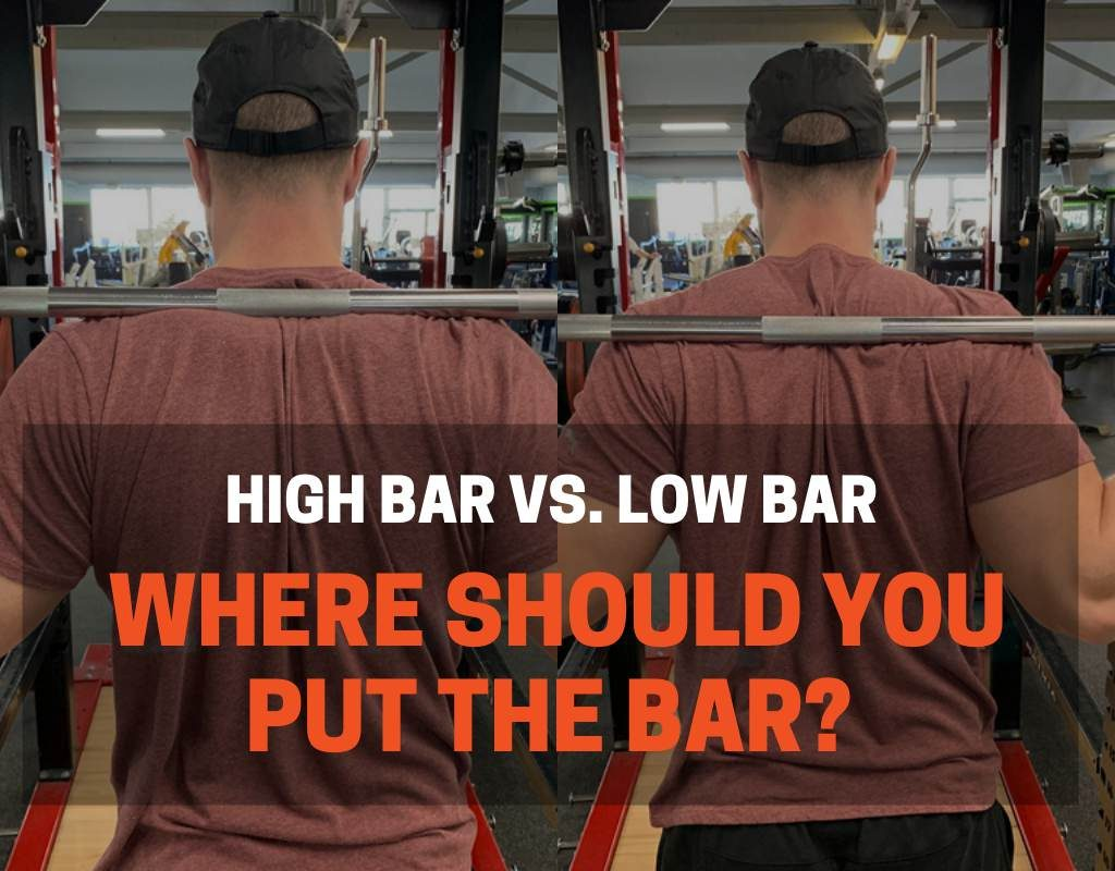 HIGH BAR VS LOW BAR SQUATS