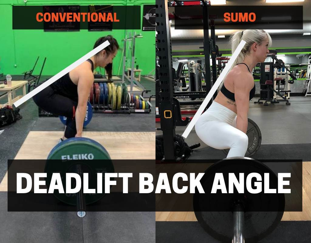 BEST DEADLIFT BACK ANGLE