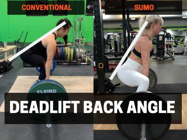 Best Deadlift Back Angle For Your Size & Build (With Pictures)