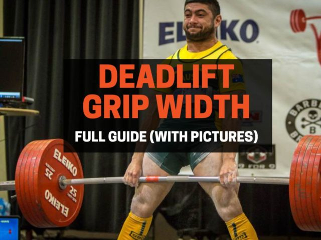 Deadlift Grip Width (Complete Guide With Pictures)