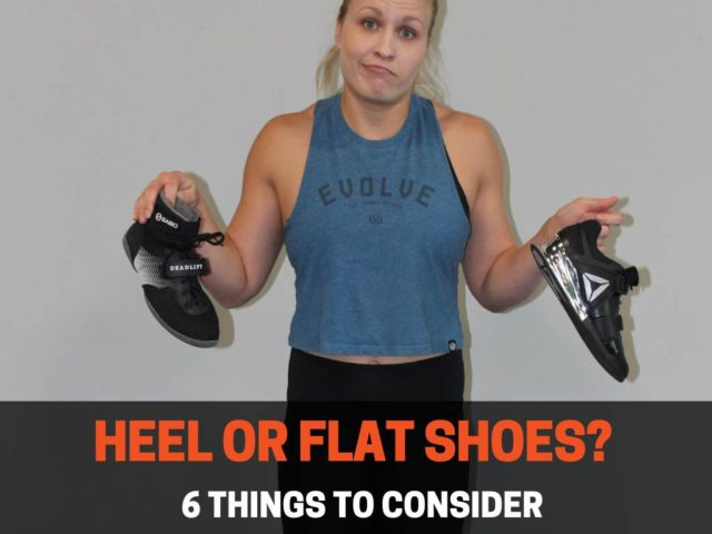 Heel or Flat Shoes While Squatting? (6 Things To Consider)