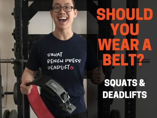 Should You Wear A Belt For Squats And Deadlifts?