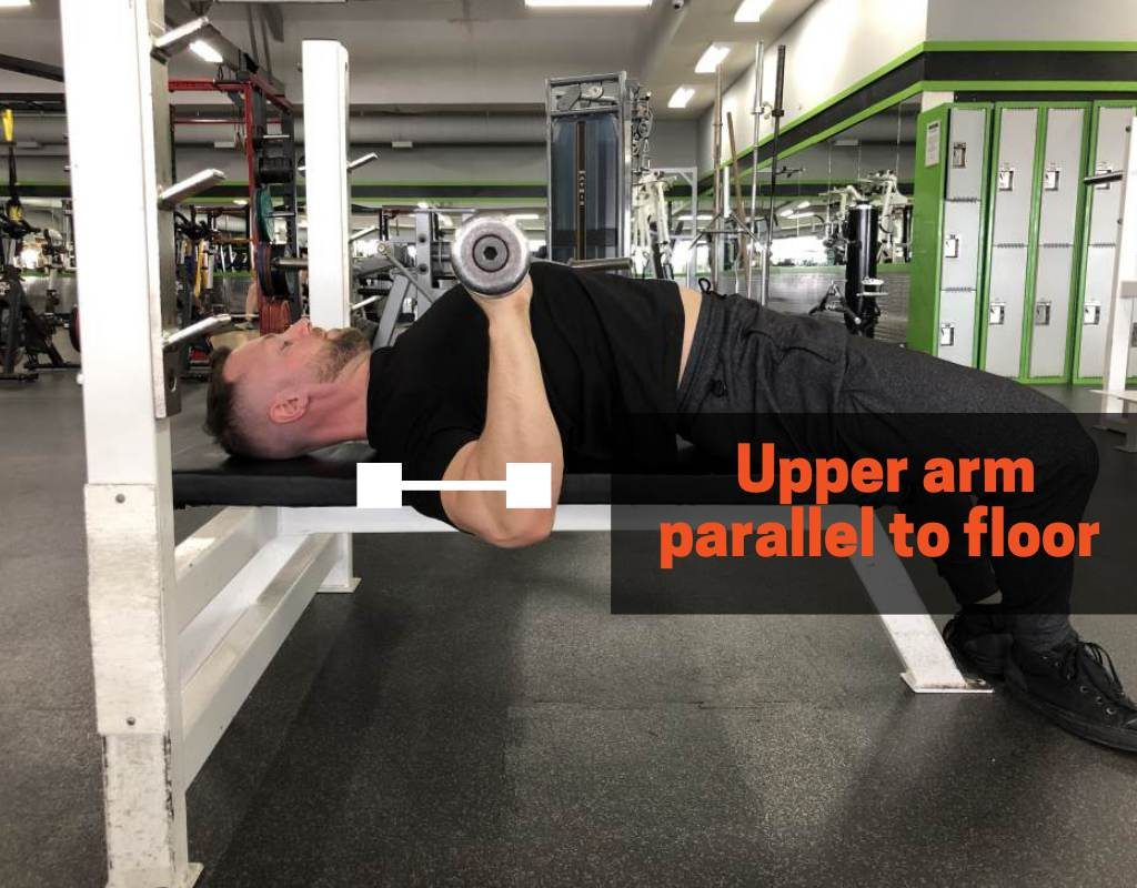 LONG ARMS FOR BENCH PRESS