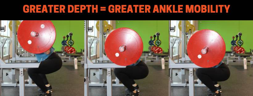 ANKLE MOBILITY AND SQUAT SHOE
