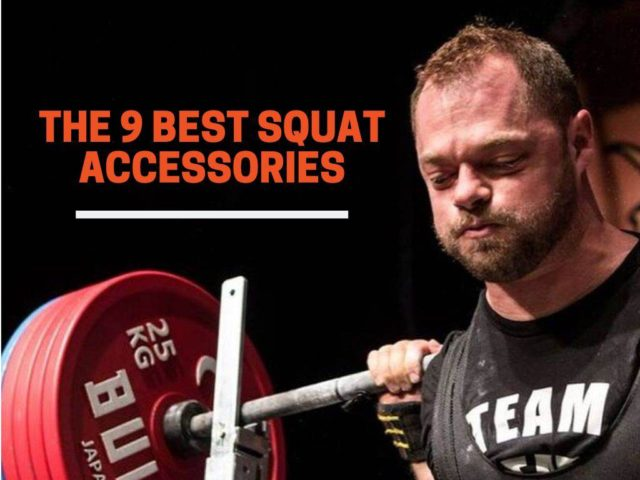 9 Squat Accessories To Improve Strength & Technique