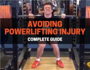 avoiding a powerlifting injury