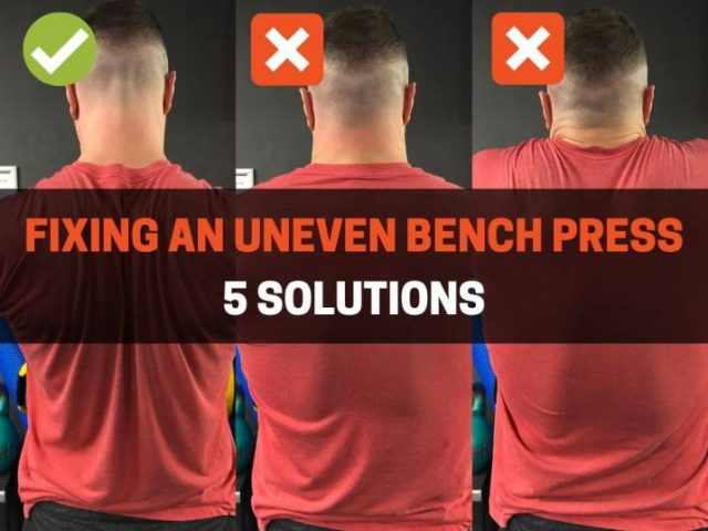 How To Fix Your Uneven Bench Press (5 Solutions)