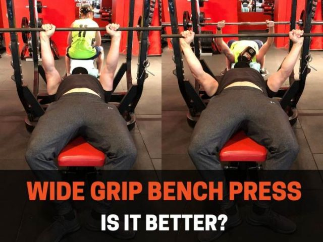 Wide Grip Bench Press:  Is It Better? (Definitive Guide)