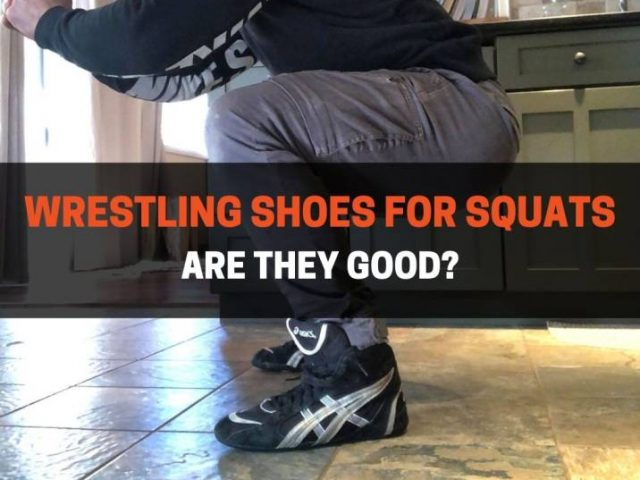 Are Wrestling Shoes Good For Squats? (Yes, Here's Why)