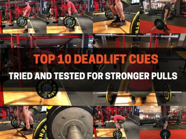 Top 10 Deadlift Cues For Stronger Pulls (With Pictures)