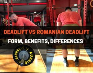 deadlift vs romanian deadlift