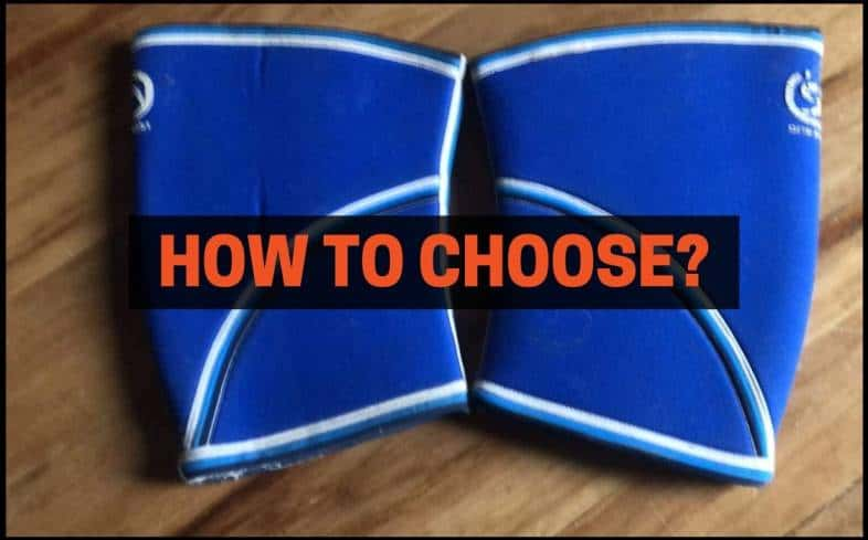 How to choose your knee sleeves