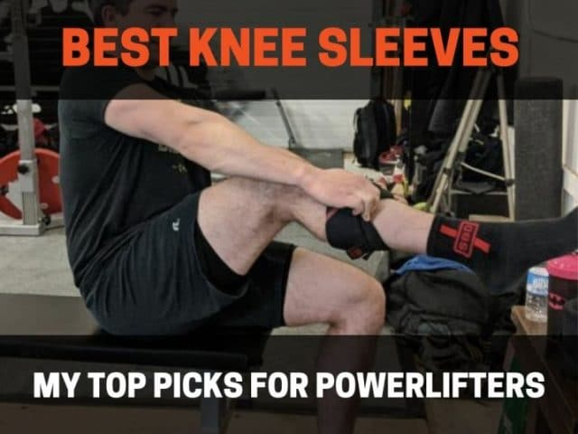 Best 5 Knee Sleeves For Powerlifting in 2020 (NEW)