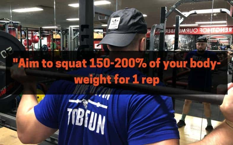 How to train squats to jump higher