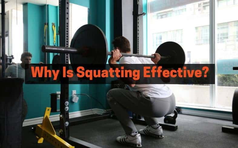 Why is squatting effective for jumping higher?