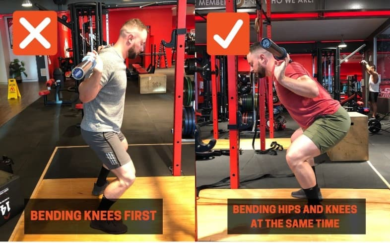 Are partial squats safe