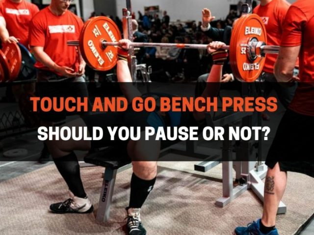 Touch and Go Bench Press: Should You Pause or Not?