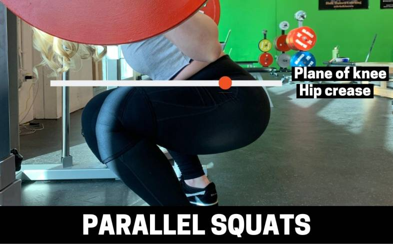 WHAT ARE PARALLEL SQUATS