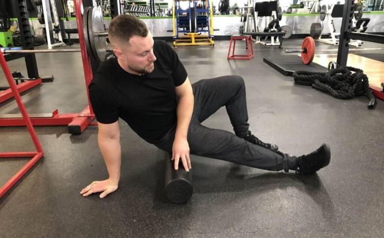 Ass to grass squats will make you improve your flexibility and mobility via foam rolling and stretching