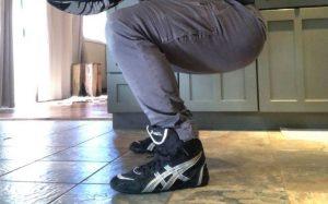 best wrestling shoes for deadlifting