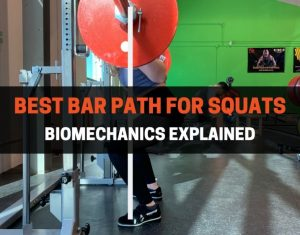 BEST BAR PATH FOR SQUATS