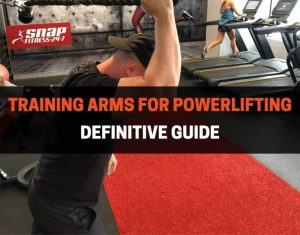 POWERLIFTING ARM WORKOUT