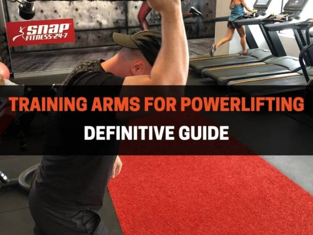 How Do Powerlifters Train Arms? (Definitive Guide)