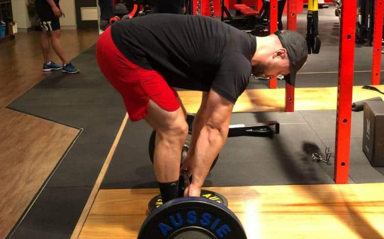 Deadlifting mistakes without the proper shoes