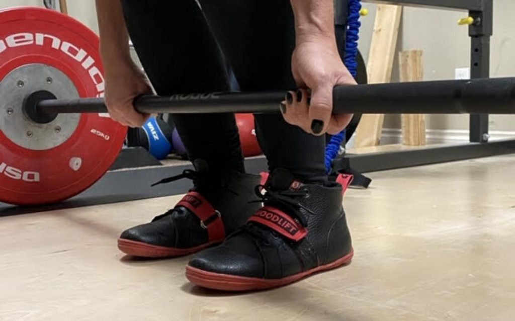 Deadlifting Shoe