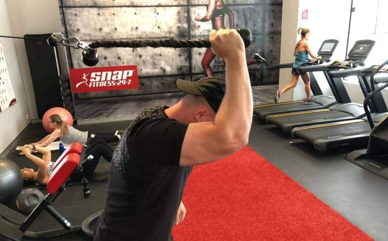 Best arm exercises for powerlifting
