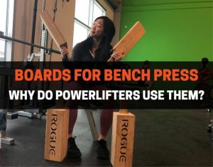 board bench press