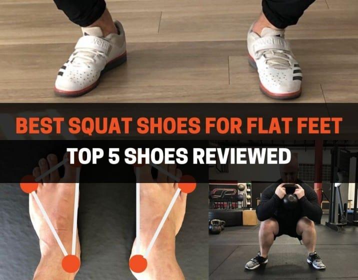 best flat squat shoes