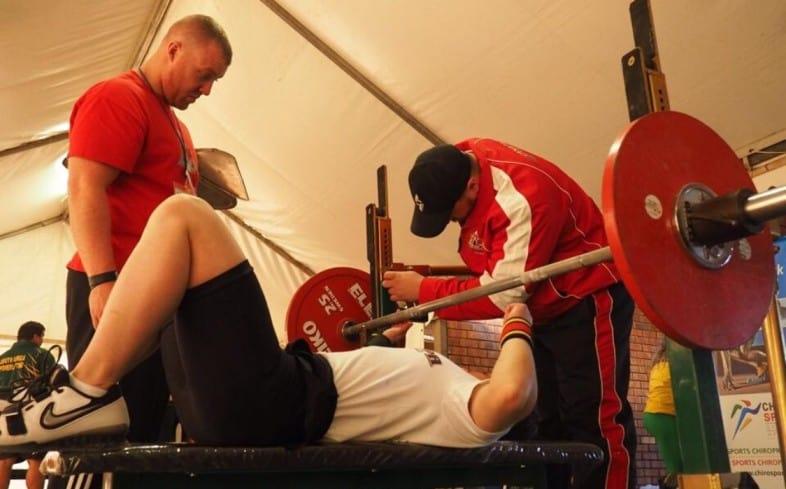 how do powerlifting meets work: weigh-in procedure