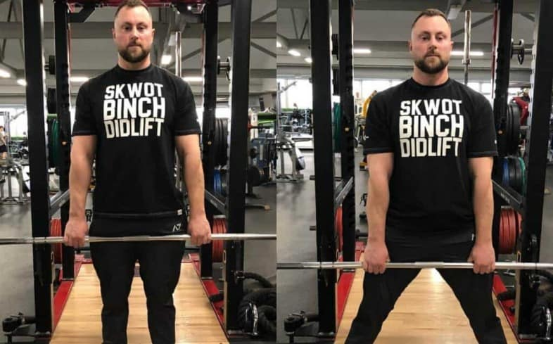 If you have short arms for deadlifts you should deadlift sumo