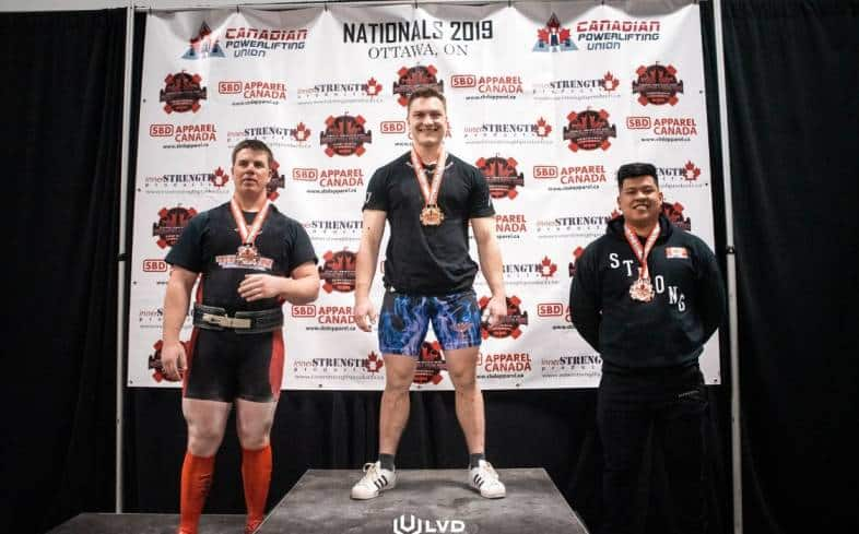 you want to find a powerlifting meet that is suited to your competition level