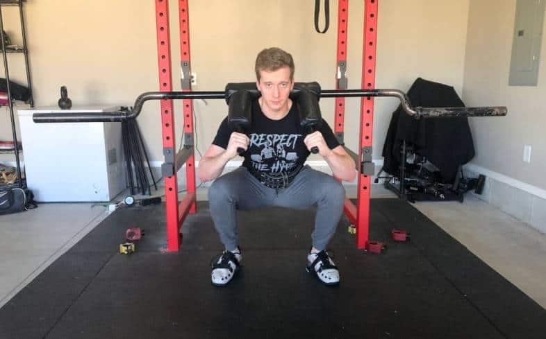 safety bar squatting