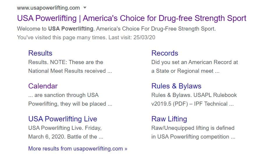 Step 1:  find powerlifting meets