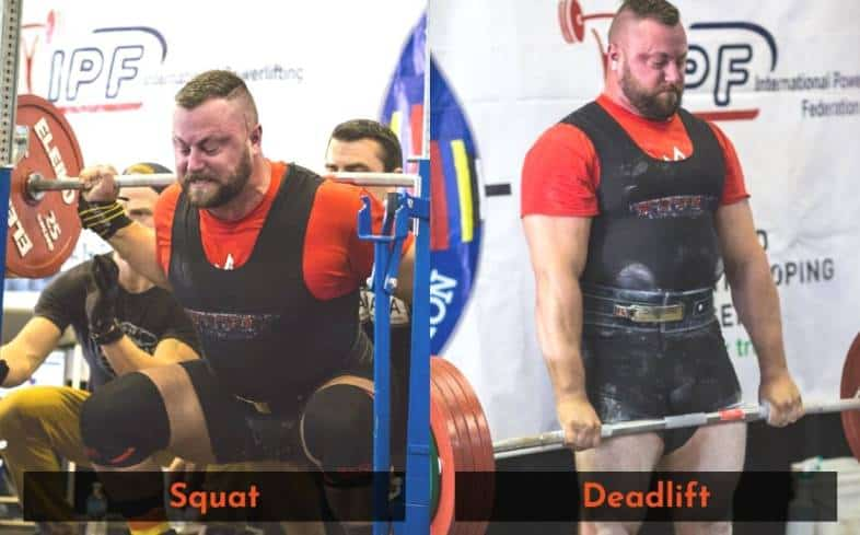 There are many useful benefits why you might want to squat and deadlift together